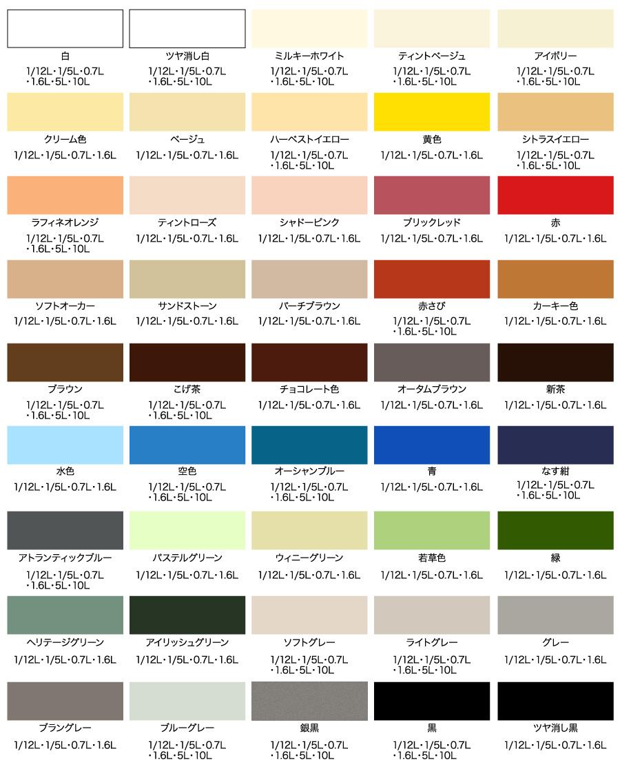 水性スーパーコート|水性塗料|製品情報|アサヒペン